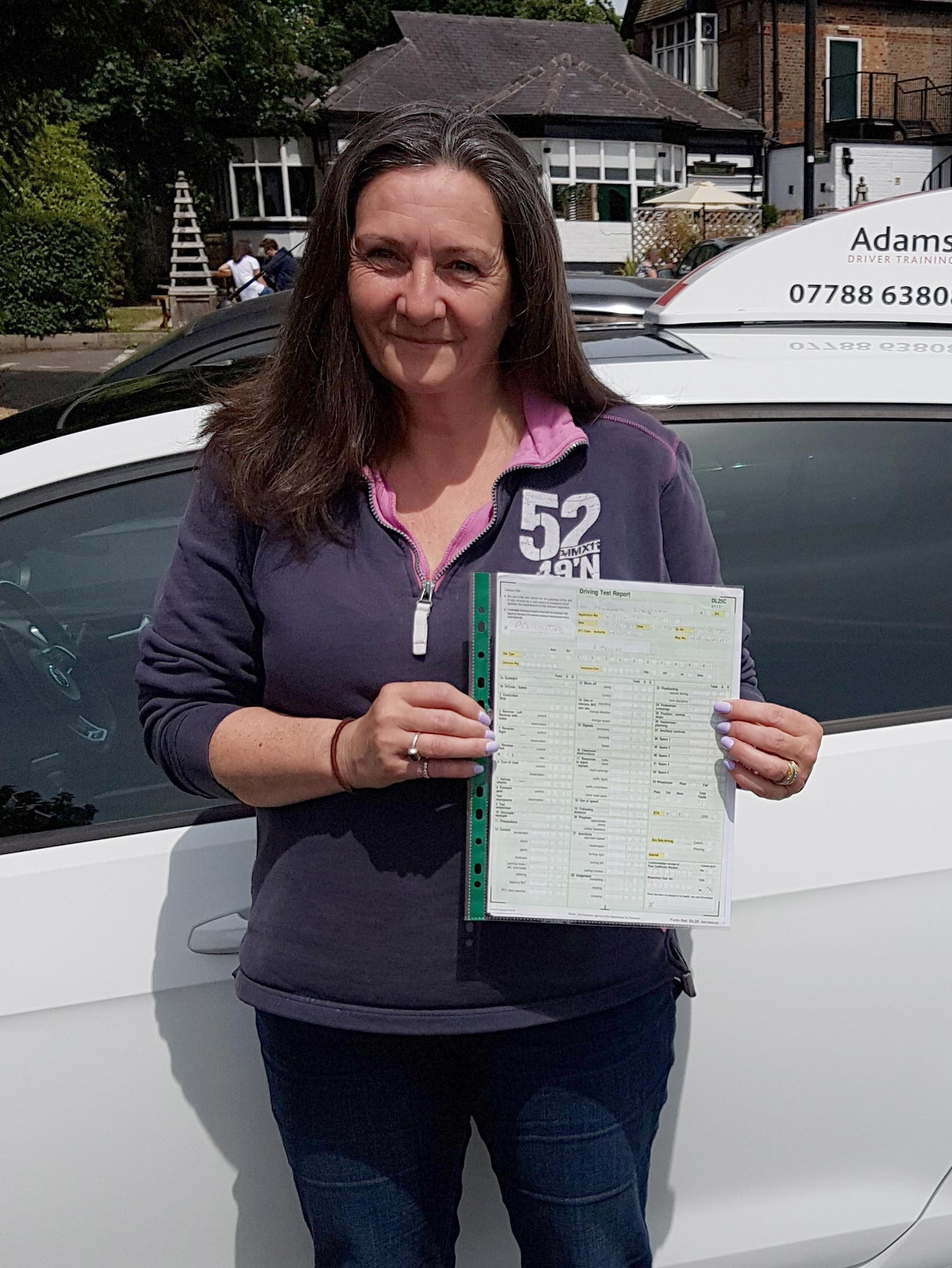 Driving Instructor Training Cheshire